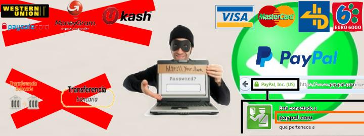 Evitar fraudes en compras por interner parte 2